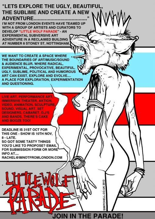 Little Wolf Parade 10th November