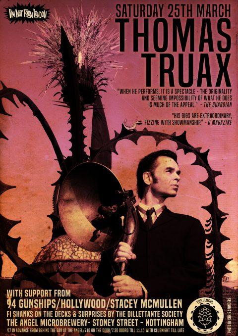 Thomas Truax