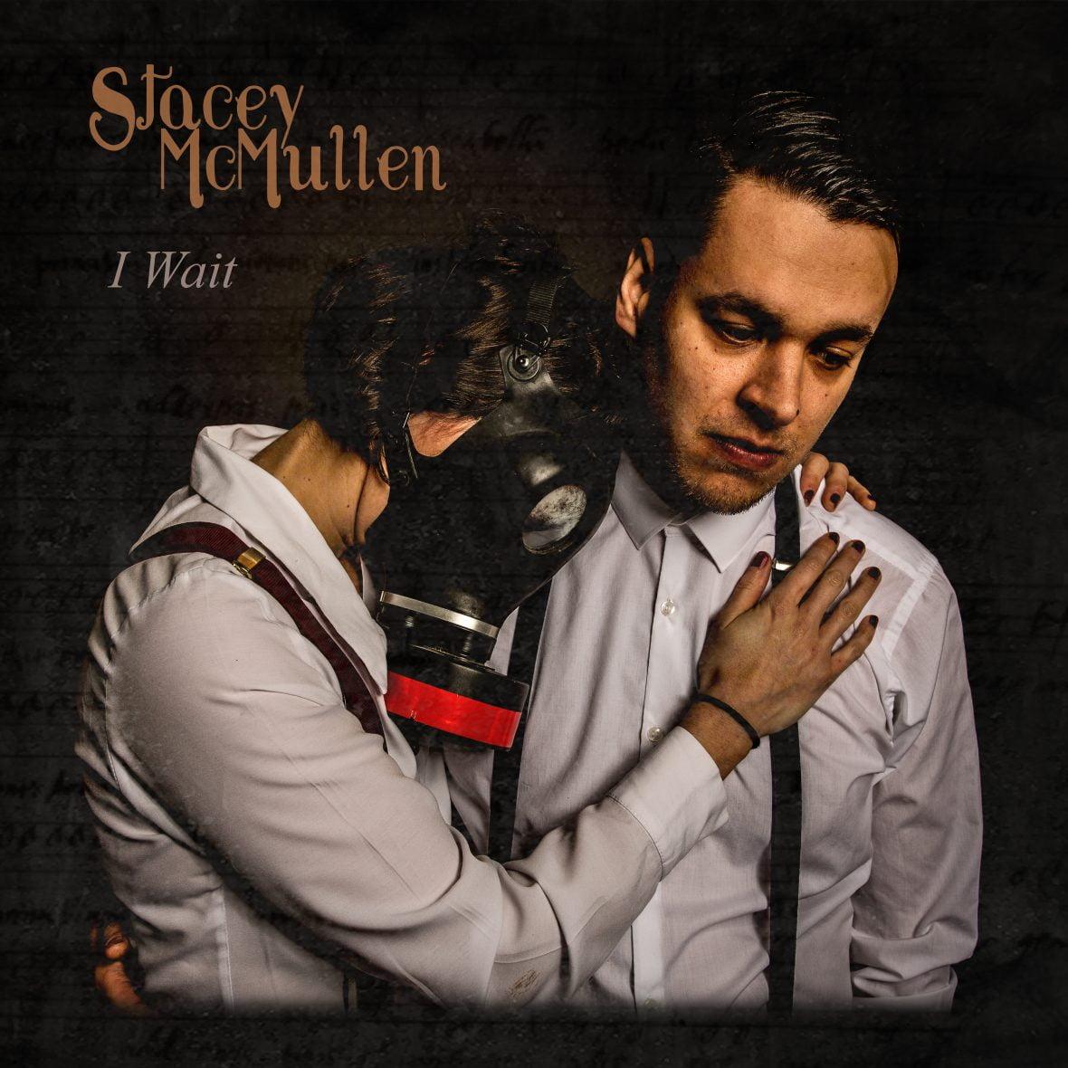 """Stacey McMullen """"I Wait"""" EP digital artwork"""