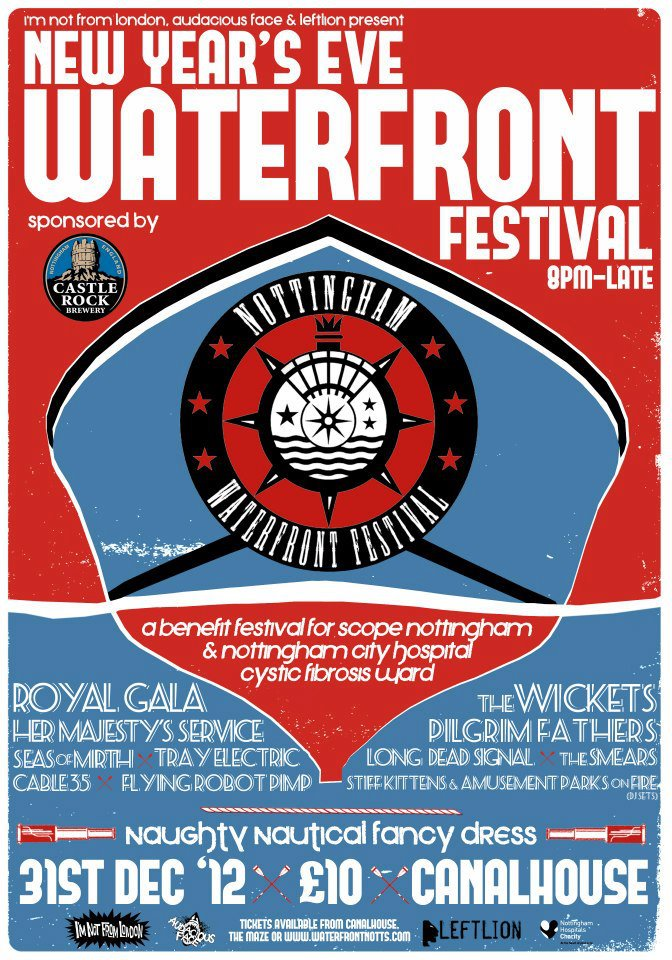 Water Front Festival Dec 31st 2012