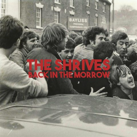 The Shrives album cover