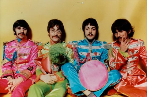 Beatles outtake photo