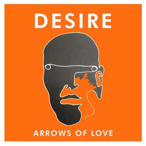 Arrows Of Love 'Desire' Cover Art